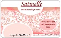 Shop loyalty ID Cards