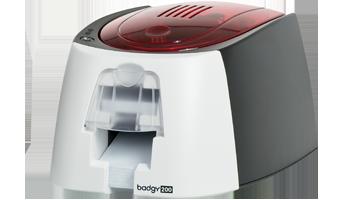 badgy200 Plastic ID Card Printer