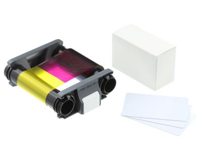 Badgy 100 / 200 complete kit for 100 prints (CBGP0001C)